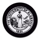 University of Alabama Heat-Resistant Round Mousepad