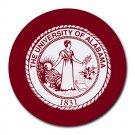 The University of Alabama Heat-Resistant Round Mousepad
