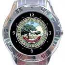 California State University East Bay Analogue Watch