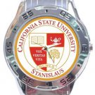 California State University Stanislaus Analogue Watch