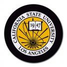 California State University Los Angeles Heat-Resistant Round Mousepad
