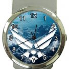 US Air Force Money Clip Watch