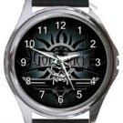 Godsmack Round Metal Watch