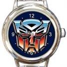 Transformers Autobots Round Italian Charm Watch