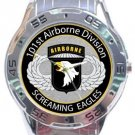 101st Airborne Division Screaming Eagles Analogue Watch