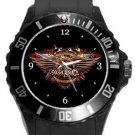 Aerosmith Plastic Sport Watch In Black