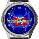 Journey Round Metal Watch