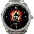 Queen Freddie Mercury Sport Metal Watch