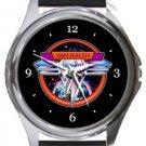 Van Halen Logo Round Metal Watch