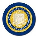 The University of California Irvine Heat-Resistant Round Mousepad
