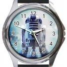 Star Wars R2D2 Round Metal Watch