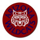 Arizona Wildcats Heat-Resistant Round Mousepad