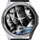 Fast & Furious Round Metal Watch