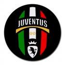 Juventus Heat-Resistant Round Mousepad
