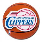 LA Clippers Heat-Resistant Round Mousepad