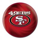 San Francisco 49ers Heat-Resistant Round Mousepad