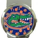 Florida Gators Money Clip Watch