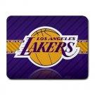 LA Lakers Heat-Resistant Mousepad