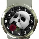 Phantom of the Opera Money Clip Watch