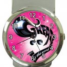 Grease Money Clip Watch