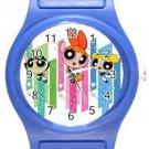 Super Cool Powerpuff Girls Blue Plastic Watch