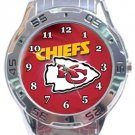 Kansas City Chiefs Analogue Watch