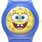 Spongebob Squarepants Blue Plastic Watch