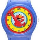 Elmo Blue Plastic Watch
