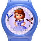 Pretty Princess Sophia Blue Plastic Watch