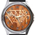 Blitzen Trapper Round Metal Watch