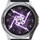 Metallica Round Metal Watch