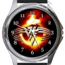 Van Halen Round Metal Watch
