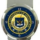 The University of Michigan Money Clip Watch