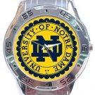 University of Notre Dame Analogue Watch