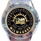 University of Wisconsin Milwaukee Analogue Watch