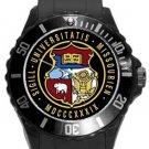 University of Missouri Plastic Sport Watch In Black
