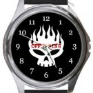 The Offspring Round Metal Watch