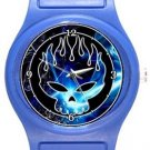 The Offspring Logo Blue Plastic Watch
