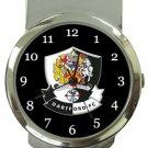 Dartford FC Money Clip Watch