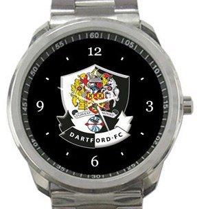 Dartford FC Sport Metal Watch
