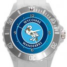 Wycombe Wanderers FC Plastic Sport Watch In White
