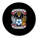 Coventry City FC Heat-Resistant Round Mousepad