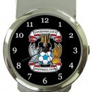 Coventry City FC Money Clip Watch