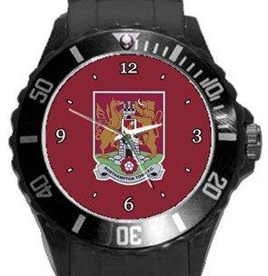 Northampton Town FC Plastic Sport Watch In Black