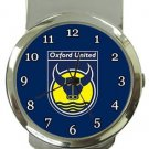 Oxford United FC Money Clip Watch