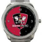 Exeter City FC Sport Metal Watch