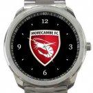 Morecambe FC Sport Metal Watch