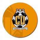 Cambridge United FC Heat-Resistant Round Mousepad