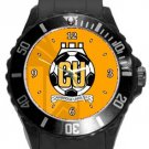 Cambridge United FC Plastic Sport Watch In Black
