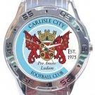 Carlisle City FC Analogue Watch
